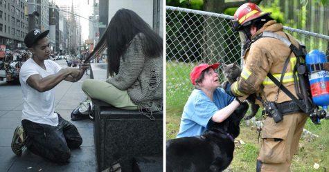 16 photos si touchantes que vous aurez du mal à défiler jusqu'à la fin sans verser une larme