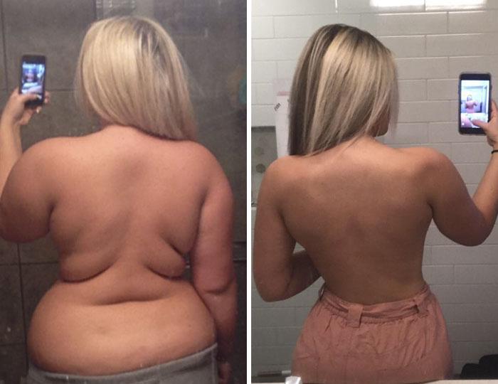 22 fois où des gens ont surpris tout le monde en perdant tellement de poids qu'ils avaient l'air d'une nouvelle personne (nouvelles photos)