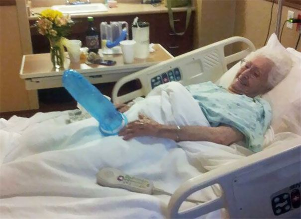 18 choses les plus drôles et les plus inattendues qui sont arrivées à l'hôpital