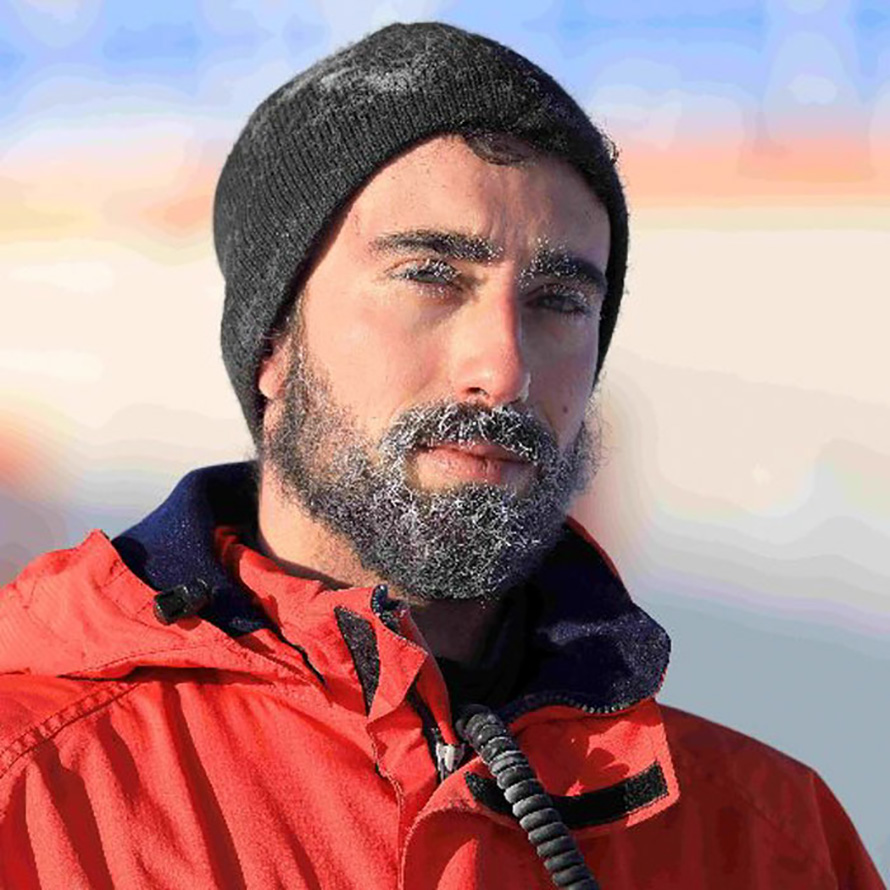 Cet astrobiologiste a essayé de cuisiner en Antarctique à -70 °C et ses photos vont vous faire rire
