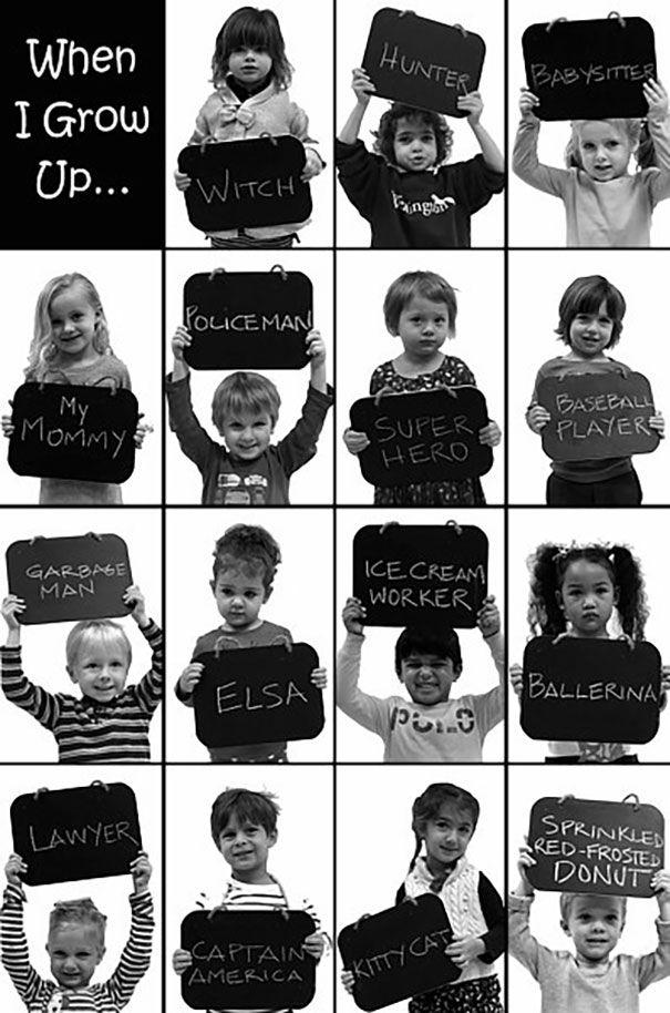 22 enfants qui n'ont aucune idée à quel point ils sont drôles