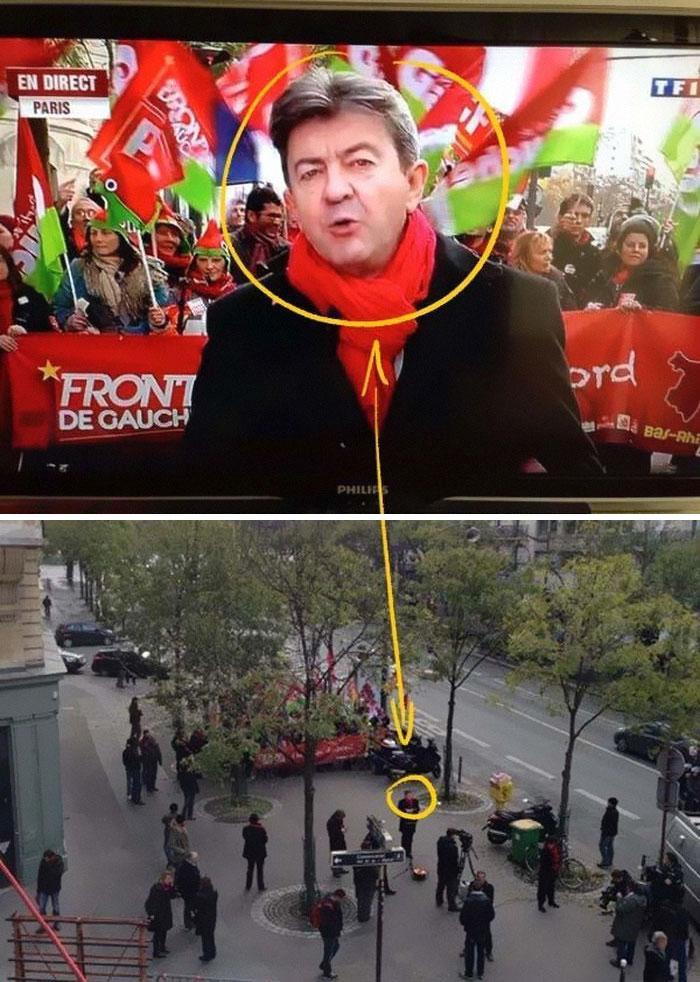 Des gens publient des exemples de la façon dont les médias peuvent manipuler la vérité (13 images)
