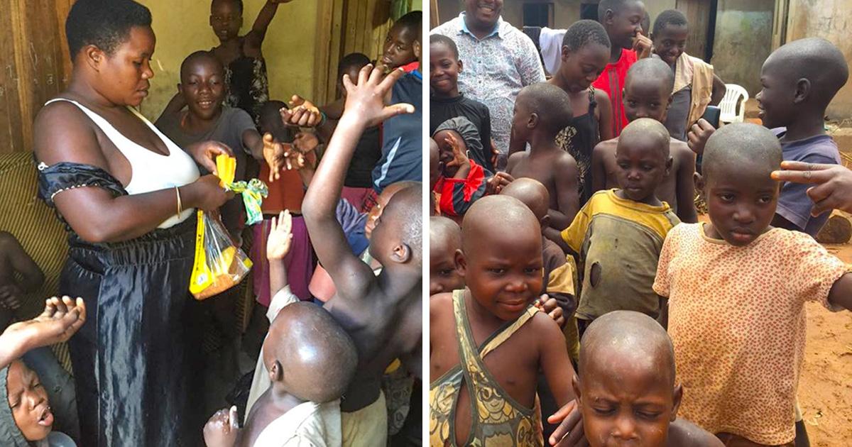 Une femme ougandaise qui a donné naissance à 44 enfants a dévoilé à quoi ressemble sa vie