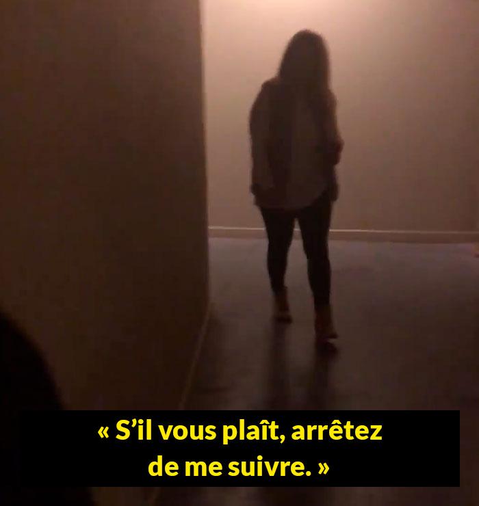Une femme raciste a empêché un homme noir d'entrer dans son propre appartement de luxe et elle a eu la leçon de sa vie
