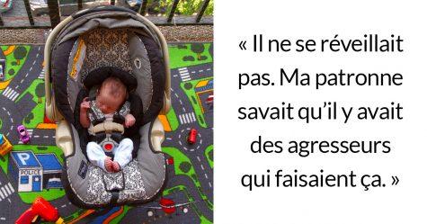 Une gardienne d'enfants a expliqué pourquoi elle n'accepte jamais d'enfants endormis et toutes les gardiennes devraient lire son message