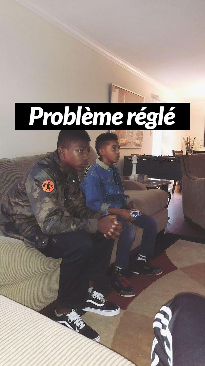 Le fils de 8 ans de cet homme a révélé qu'il se faisait intimider, alors son père a décidé de parler à la brute