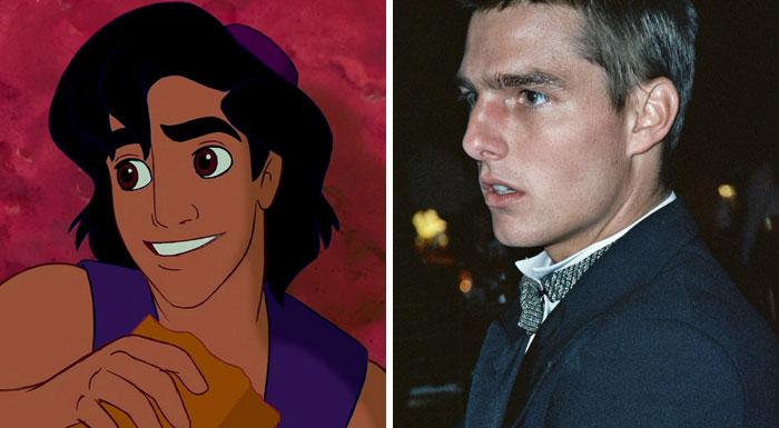 15 personnages iconiques de dessins animés qui ont été inspirés par de vraies personnes