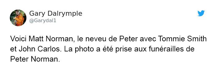 Un homme a raconté une histoire déchirante à propos du «troisième homme» sur la célèbre photo des Jeux olympiques de 1968