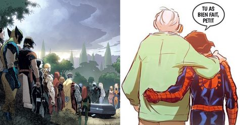 33 hommages d'artistes à la défunte légende des comics Stan Lee