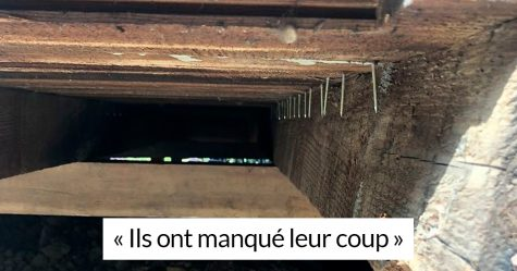 22 pires choses aperçues lors d'inspections de structures