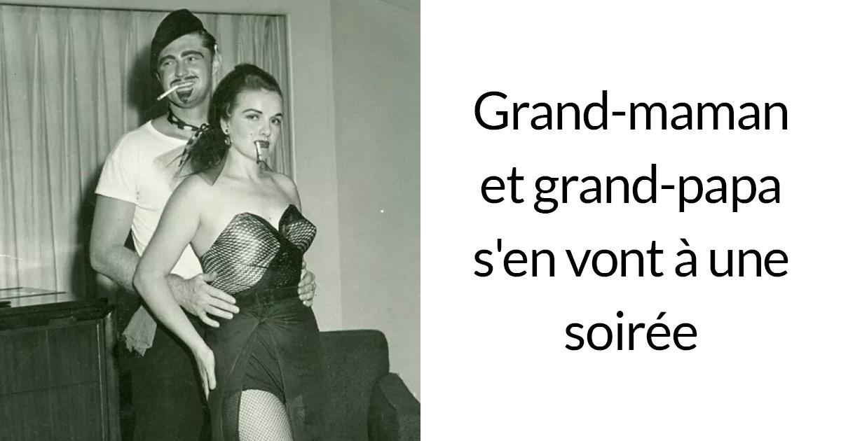 22 fois où des gens ont réalisé que leurs grands-parents étaient plus cool qu'eux (nouvelles images)