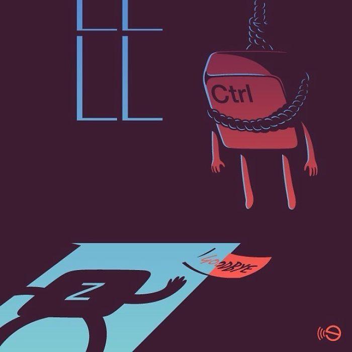 33 illustrations par Elia Colombo qui vont vous faire réfléchir