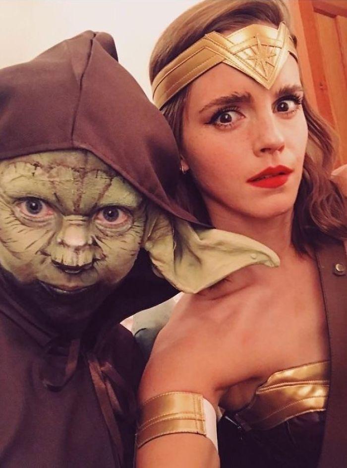 22 célébrités qui étaient à peine reconnaissables à l'Halloween