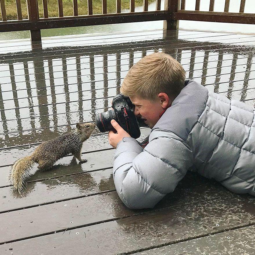 Le fils de 14 ans de Steve Irwin est un photographe primé et voici 40 photos pour le prouver