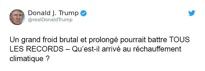 Les gens rient de la façon dont cette adolescente a expliqué le réchauffement de la planète à Trump après son tweet
