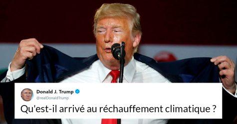 10 meilleures réponses à Trump de gens qui viennent de «pays de merde»