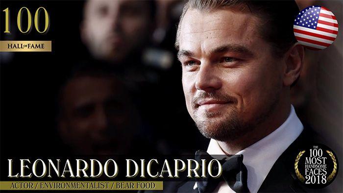 Les 100 plus beaux hommes de l'année classés par «The Independent Critics»