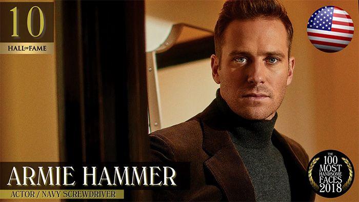 Les 100 plus beaux hommes de 2018 classés par «The Independent Critics»