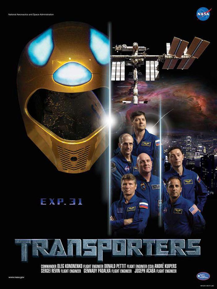 La NASA crée des affiches pour chaque mission spatiale et elles sont hilarantes et embarrassantes (33 images)