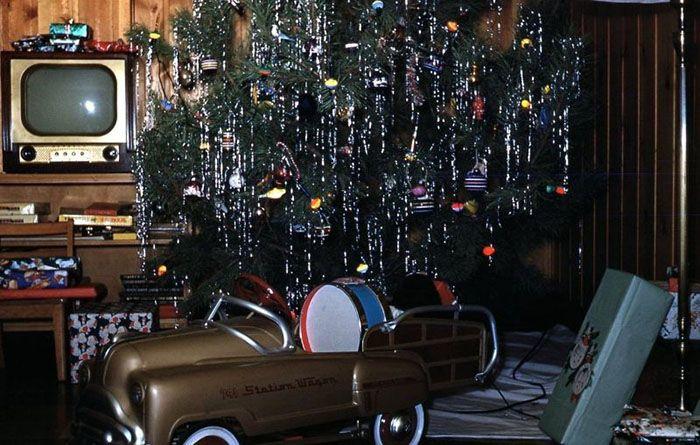 33 photos de décorations de Noël dans les années 1950 et 1960 montrent à quel point les choses ont changé
