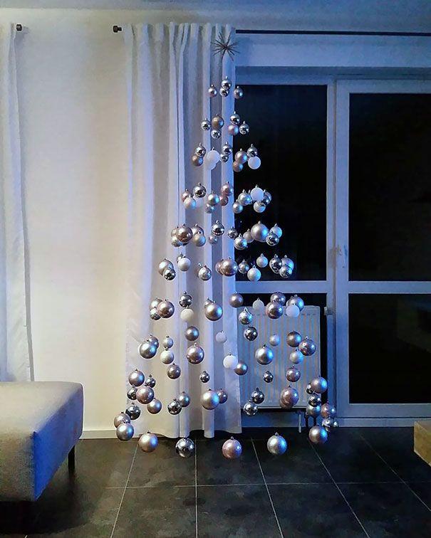 31 personnes qui ont triomphé à Noël grâce à leurs idées créatives d'arbres de Noël