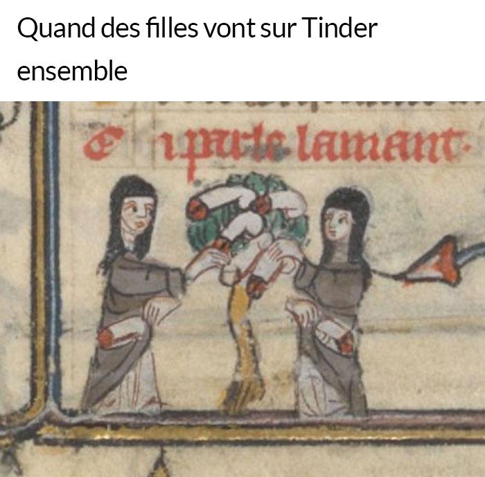 20 blagues hilarantes sur l'art classique (nouvelles images)