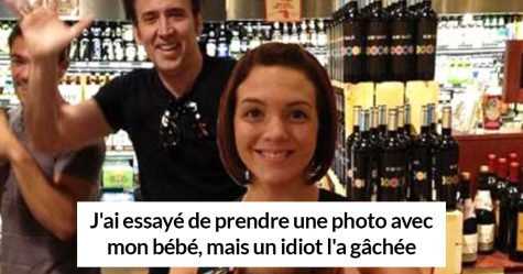 19 fois où des célébrités se sont incrustées dans les photos de personnes ordinaires