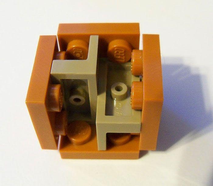 Des gens publient des techniques «illégales» de construction de LEGO et elles sont réellement géniales (26 images)