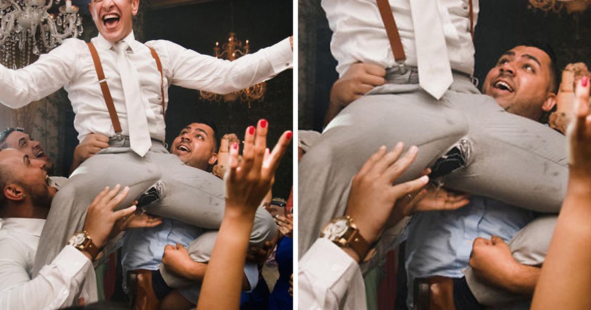 Les 33 meilleures photos de mariage de l'année montrent ce qui arrive quand tu payes un bon photographe