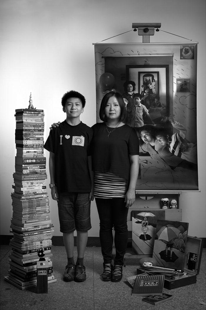 Cette maman a passé 7 ans à photographier l'évolution de son fils et le résultat est vraiment puissant (10 photos)