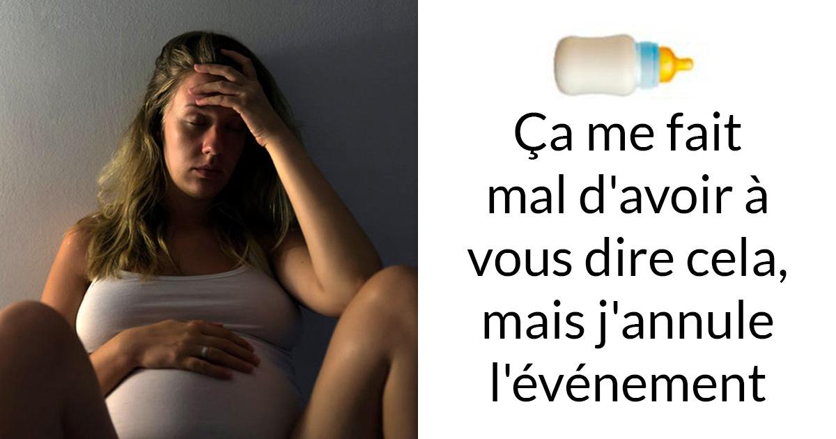 Une femme a annulé un shower de bébé quand ses amies ont commencé à se moquer du nom de son enfant à naître