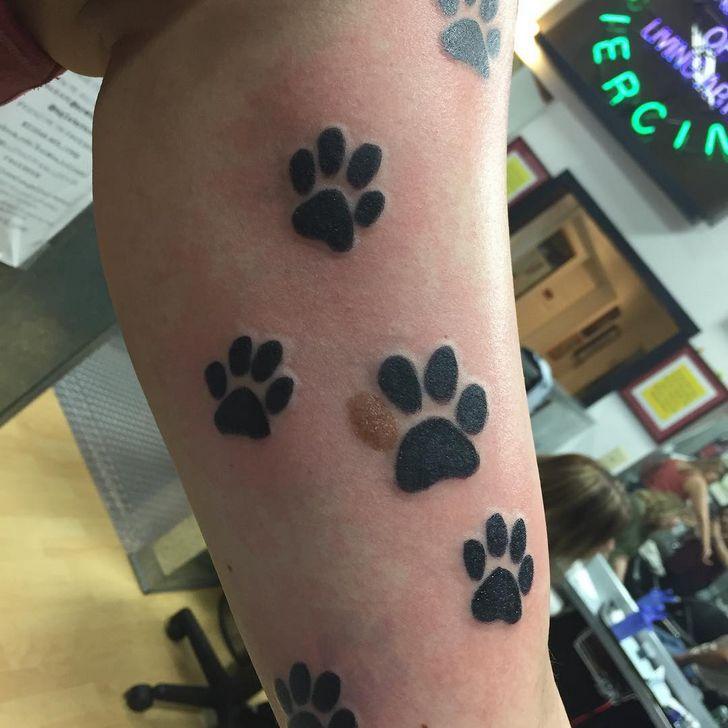 20 tatouages fantastiques qui donnent vie aux taches de naissance et cicatrices