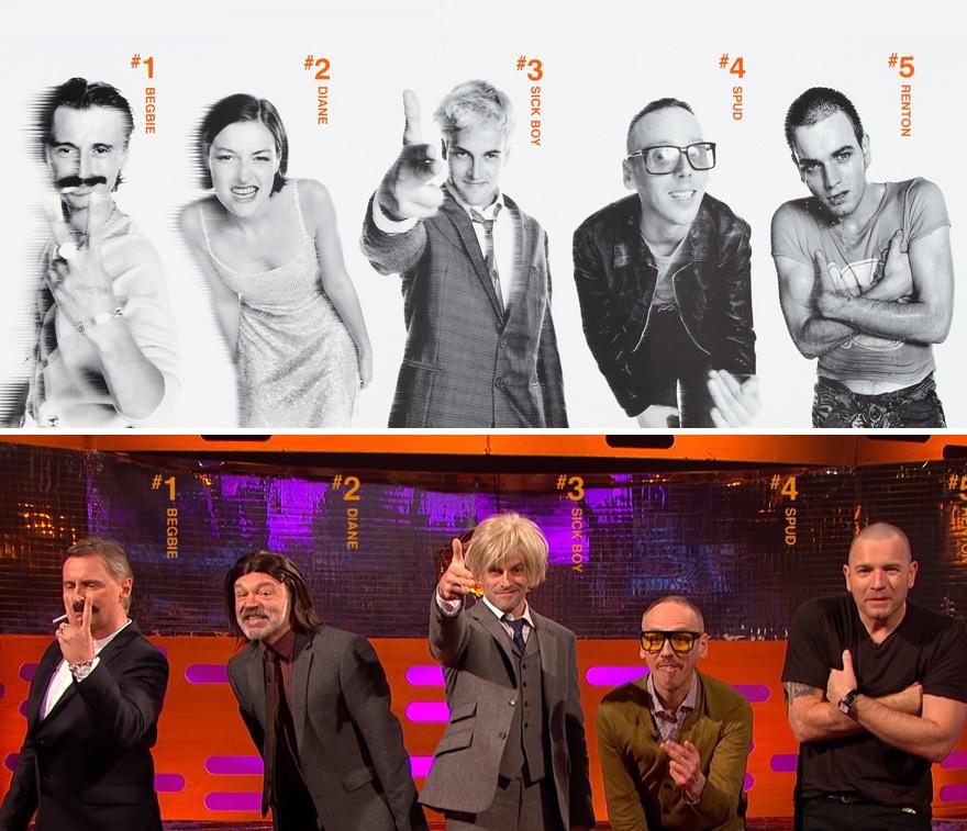 26 retrouvailles d'acteurs qui vont te donner un sacré coup de vieux