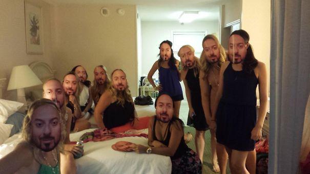 23 photos hilarantes qui prouvent que les frères et soeurs sont les meilleurs farceurs de tous les temps (nouvelles images)