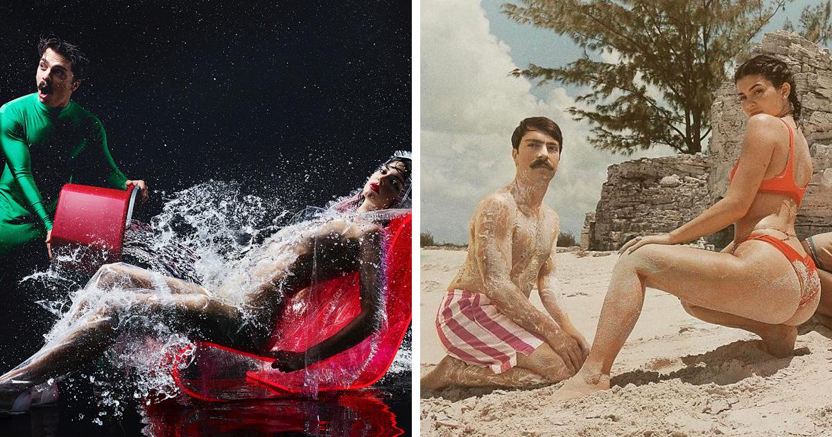 Ce gars n'arrête pas de se photoshoper dans les photos de Kendall Jenner et ça les rend 10 fois mieux (29 images)