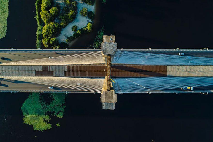 Les 33 meilleures photos de drones de l'année dernière ont été annoncées par Dronestagram et elles sont à couper le souffle