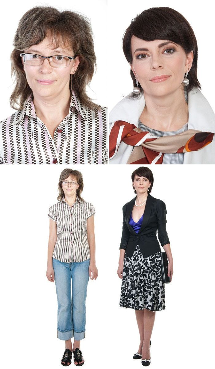 22 transformations incroyables qui montrent comment des gens ordinaires peuvent améliorer leur apparence de manière spectaculaire