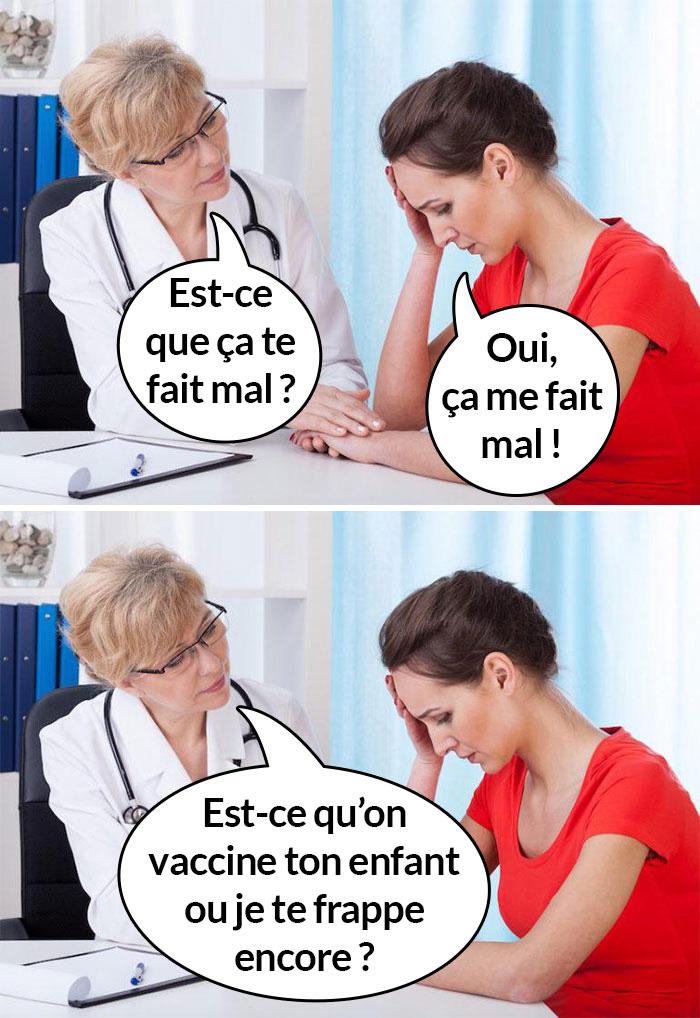 Les gens sont incapables d'arrêter de se moquer des anti-vaccins avec des blagues (12 images)