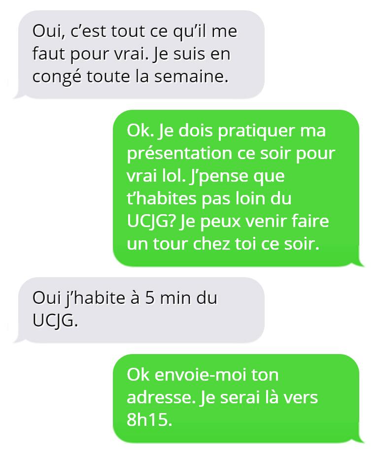 Ce dernier échange de textos entre une femme et son ami avant qu'il ne s'enlève la vie est un rappel douloureux qu'il faut prendre soin de nos amis