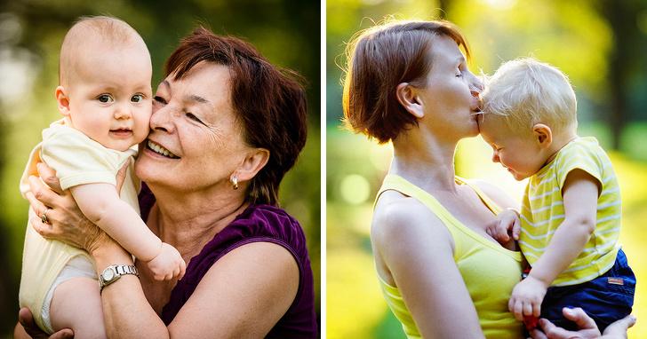 Les grands-parents qui gardent leurs petits-enfants vivent plus longtemps, selon la science