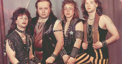 22 photos embarrassantes de groupes de metal qui sont si mauvaises qu'elles sont drôles