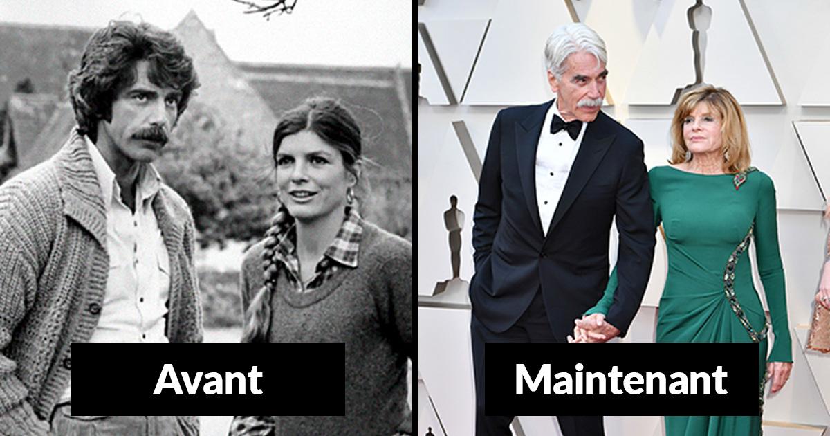 21 photos «avant et maintenant» de Sam Elliott et Katharine Ross qui dépeignent une véritable histoire d'amour à Hollywood