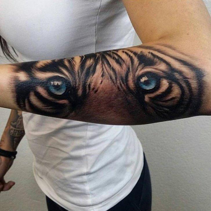 25 tatouages hypnotiques trop spectaculaires pour ce monde