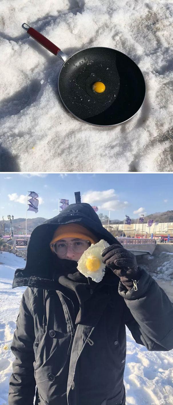 33 photos qui montrent à quel point il fait froid en Amérique du Nord