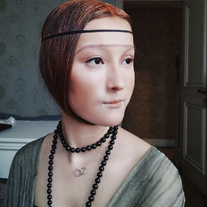Cette femme est un réel «caméléon humain» qui se maquille pour se transformer en tout ce qu'elle veut (20 images)