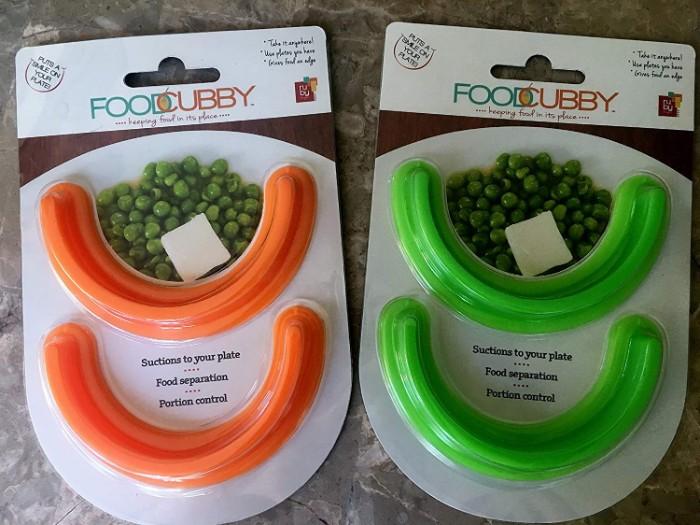 Ce nouvel ustensile de cuisine génial appelé «Food Cubby» empêche les aliments de se toucher et les parents l'adorent