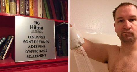 Des gens partagent les pires échecs d'hôtels qu'ils ont aperçus en voyage (23 images)