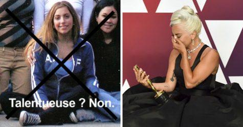 Les camarades d'université de Gaga avaient créé un groupe FB voué à l'humilier parce qu'elle avait tenté de devenir célèbre