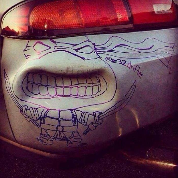 18 fois où des gens ont utilisé leur créativité au lieu de se rendre au centre de réparation automobile