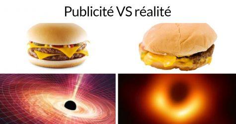 14 réactions les plus drôles à la toute première image du trou noir
